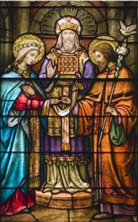 The Betrothal of Joseph and Mary