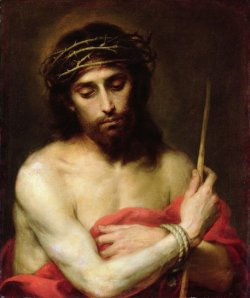 'Christ the Man of Sorrows', by Bartolomé Esteban Murillo